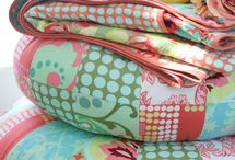 Kids' Rooms - Quilts, Cushions, Rugs / Cushions, rugs, pouffes & other soft furnishings for kids' rooms.