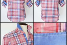 Short Sleeve Shirts / %100 cotton Short Sleeve Shirts