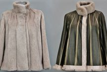 Our Reversible Fur coats / Selection of our latest reversible models, 100% Made in Italy