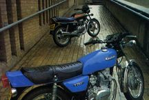Kawasaki Z250 / Classic Kawasaki from the 80's  www.z250.co.uk