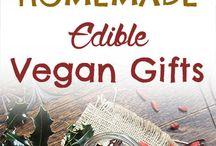 Ideas for Christmas (vegan food) / Recipes and ideas for a vegan Christmas