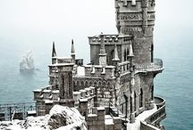 King of the Castle..... / Castles from around the world / by Charlotte Pawlak