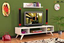 TV Sehpa ünite