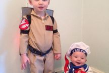 Costumes for the boys