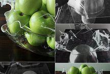 c basteln / acrylglas