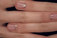 Wedding Nails - New Jersey Bride