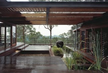 Japanese styled deck roof covering / Japanese styled deck roof coverings
