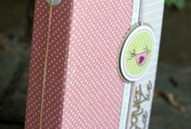 Inspiración Mini Album Scrapbooking / Ideas mini album scrapbooking
