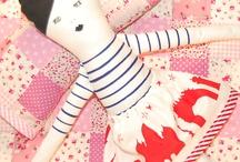 doll quilt set