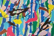Wonjeong's Painting Mixed Media