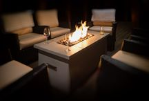 Bonfire Night Inspiration / Throw a perfect party. How to keep warm while watching the fireworks.