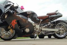 my hubby's busa / by Laura Vazquez