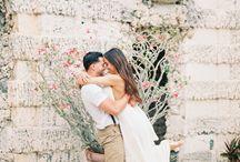 Engagement Photo Ideas / Anything whimsical and boho-chic!