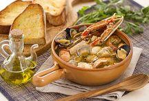 Ricette - Pesce / Italian and international fish recipes