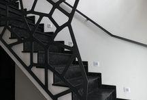 pagar tangga