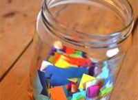 Confettis / Des jolis confettis pour votre mariage, votre EVJF ou un anniversaire, vous trouverez ici des confettis moderne, jolis et tendance !