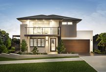 The Benham / Here's a sneak peek of our Benham Home design.  The Benham Vogue facade is on display at Homeworld Hunter Waterford County, Whitetip St, Chisholm NSW. See more at: http://rawsonhomes.net.au/homes/benham