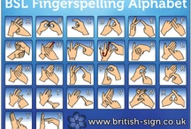 Sign Language / by Country Fun Child Care