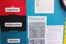 My Spanish Classroom / by Haley Todd