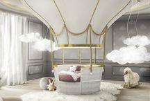 Celebrity Homes: Kids Bedrooms