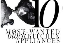 10 MOST WANTED BLACK APPLIANCES