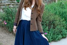 Geeky Fashion / Appropriate Outfits for Business Casual Wear
