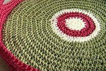 Crochet Baskets / by Faye White