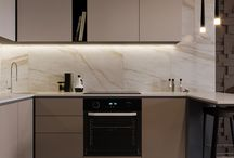 Marble Lover Kitchens*