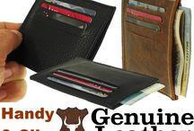 Genuine leather craftsmanship