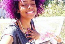 Inspiração cabelos / Todo tipo de cabelo lindo!