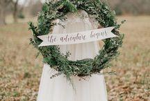 Winter Wedding Ideas / Ideas for weddings in winter