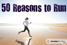 Run Your Butt Off / Whether you want to run your first 5K, or are looking for exercises to help you shave time off your marathon, these running workouts, tips and inspiration for all levels will help you reach your goals. / by SparkPeople