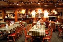 Lorelei Lounge and the Schnitzelbank Biergarten at the Bavarian Inn Lodge