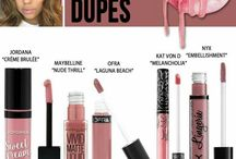 kylie lip kit dupes