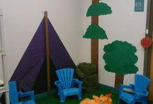Classroom corner