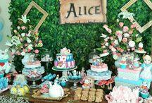 Festa Alice no País das Maravilhas