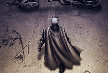 Batman / He deserves his own board