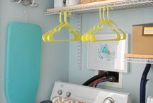 Laundry rooms / by Melissa Riley
