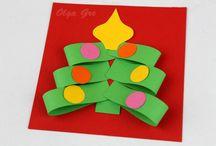 Поделки на Новый Год / Christmas crafts