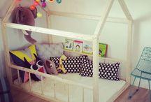 Børneværelserne / Inspiration til ungernes nye værelser