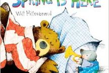 Spring Books For Kids / This board has super Spring books for children.