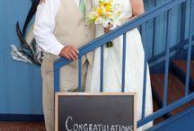 Coastal Chic Wedding / Robin and Tim wedding at The Neptune Room was an elegant coastal chic celebration.