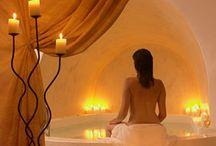 Relaxing Baths Ideas