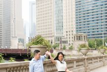 Engagement Session Location Ideas : Chicago