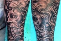 right forearm tattoo Jan 17