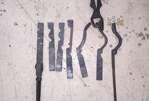 forging tongs