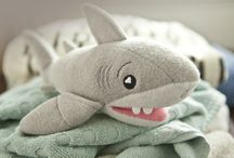 Tank the Shark! / Meet Tank the SoapSox Shark! Tank is a children's bath aid, designed to make bath time fun! Order now at www.soapsoxkids.com!