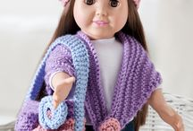 """American Girl and 18"""" Doll Patterns"""