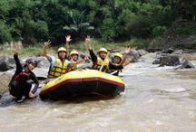 Rafting Alamanda Indonesia,,caringin Bogor.