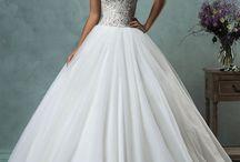 { Dresses } / -- I said YES to my DRESS !!